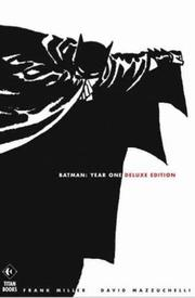 Batman by Frank Miller, Neil Gaiman