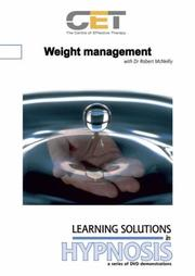 Cover of: Weight Management | Robert Mcneilly