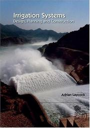 Cover of: Irrigation System | A Laycock