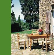 Cover of: Tuscan Escapes Address Book (Paperstyle Large Address Books) | Ryland Peters & Small