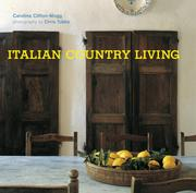 Cover of: Italian country living
