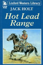 Cover of: Hot Lead Range