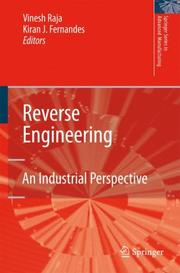 Cover of: Reverse Engineering |