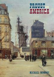 Cover of: Proust and America