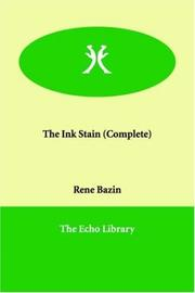 Cover of: The Ink Stain (Complete) | RenГ© Bazin