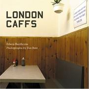 Cover of: London Caffs