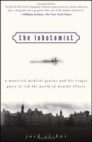 Cover of: The Lobotomist