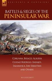 Cover of: Battles & Sieges of the Peninsular War