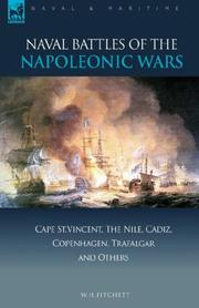 Cover of: Naval Battles of the Napoleonic Wars