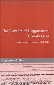 Cover of: The Planters of Luggacurran | Leigh-Ann Coffey