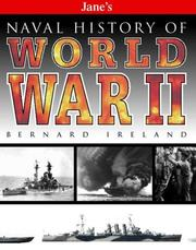 Cover of: Jane's naval history of World War II