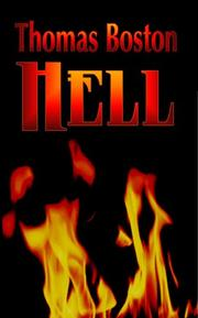 Cover of: Hell (Puritan Classics)