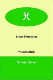 Cover of: Prince Fortunatus