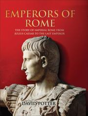 Cover of: Emperors of Rome