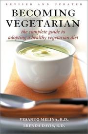 Cover of: Becoming vegetarian