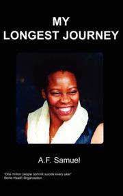 Cover of: My Longest Journey | A Samuel