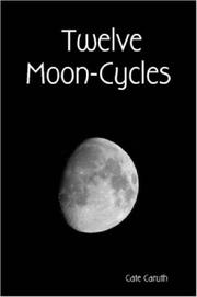 Cover of: Twelve Moon-Cycles