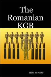 Cover of: The Romanian KGB