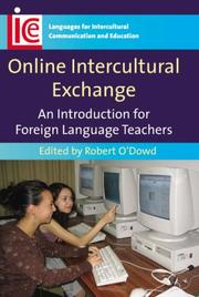 Online Intercultural Exchange by Robert O'Dowd