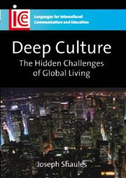 Cover of: Deep Culture | Joseph Shaules