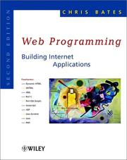 Web Programming by Chris Bates