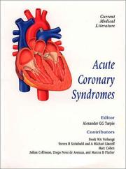 Cover of: Acute Coronary Syndromes