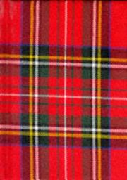 Cover of: Royal Stewart (Tartan Notebks)