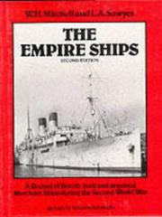 Cover of: The Empire Ships | W. H. Mitchell