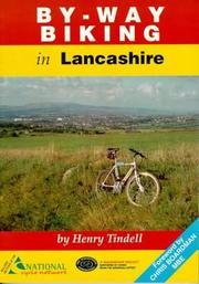 Cover of: By-way Biking in Lancashire