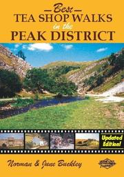 Cover of: Best Tea Shop Walks in the Peak District