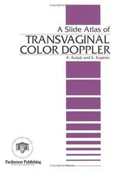 Cover of: A Slide Atlas of Transvaginal Color Doppler