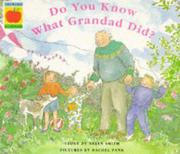 Cover of: Do You Know What Grandad Did?