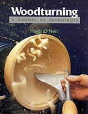 Cover of: Woodturning
