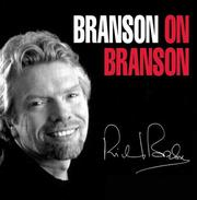 Cover of: Branson on Branson