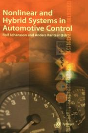 Nonlinear and Hybrid Systems in Automotive Control by