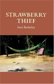 Cover of: Strawberry Thief (Gallery Books)