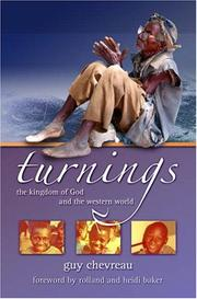 Cover of: Turnings