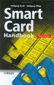 Cover of: Smart Card Handbook | Wolfgang Rankl