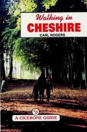Cover of: Walking in Cheshire (County)