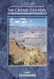 Cover of: The Grand Canyon | Sian Pritchard-Jones