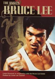 Cover of: The Unseen Bruce Lee