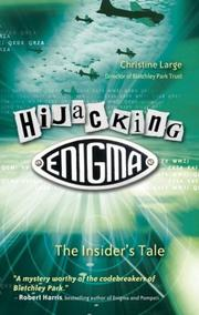 Cover of: Hijacking Enigma | Christine Large