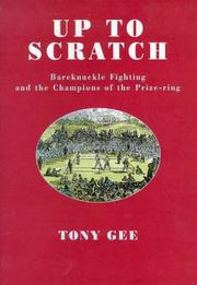 Cover of: Up to Scratch