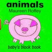 Cover of: Animals (Baby's Block Books)
