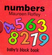 Cover of: Numbers (Baby's Block Books)