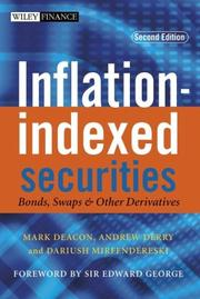 Cover of: Inflation-indexed Securities | Mark Deacon