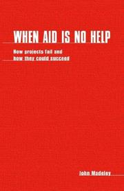 Cover of: When aid is no help