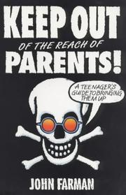 Cover of: Keep Out of the Reach of Parents