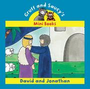 Cover of: David And Jonathan (Gruff and Saucy Mini Books)