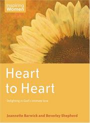 Cover of: Heart To Heart (Inspiring Women)